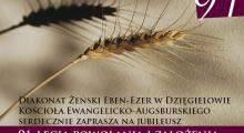 Zaproszenie do sióstr Eben-Ezer