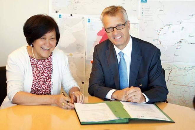 Porozumienie między ŚFL a ONZ
