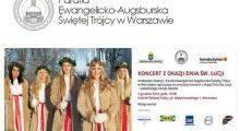 Dzień Św. Łucji w Warszawie