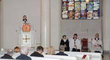 Synod wspomina ofiary katastrofy smoleńskiej