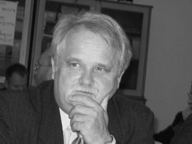 Pożegnanie śp dr Macieja Lisa