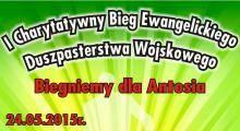 I Charytatywny Bieg EDW
