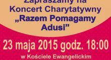 Koncert charytatywny w Jastrzębiu-Zdroju