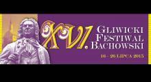 Festiwal Bachowski w Gliwicach