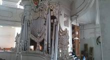 Remont organów w kościele księżnej Zofii w Pokoju