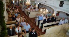 Jubileusz kościoła Księżnej Zofii