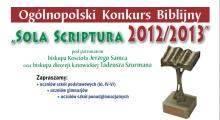 Sola Scriptura 2012/13