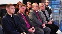 Delegacja Kościoła szwedzkiego w Polsce