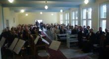 80 lat kościoła w Lasowicach Małych