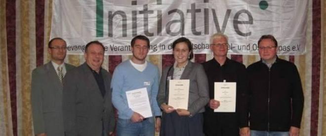 Ewangeliccy przedsiębiorcy w Erfurcie
