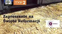 Zaproszenie na Święto Reformacji
