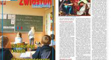 Szkoły, chóry, synod