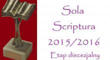 Etap diecezjalny Sola Scriptura