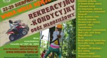 Obóz rekreacyjno-kondycyjny w Wiśle