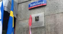 Raoul Wallenberg ma ulicę w Warszawie