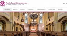Nowa strona tomaszowskiej parafii