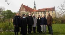 Ekumenicznie w klasztorze Benedyktynów w Lubiniu