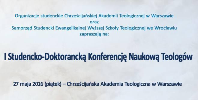 Konferencja Naukowa Teologów w Warszawie