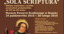 Wystawa SOLA SCRIPTURA nagrodzona