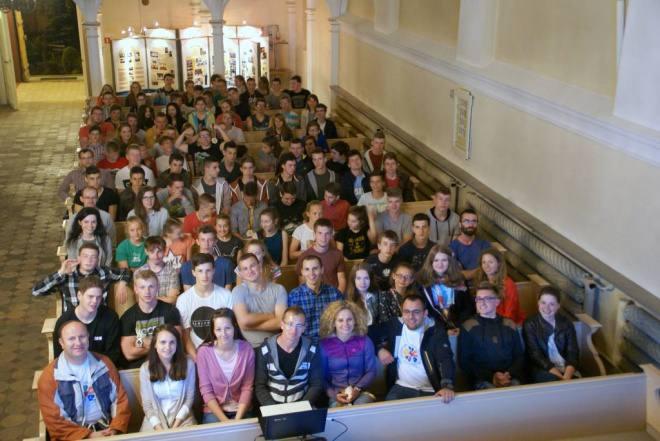Ogólnopolska Olimpiada Młodzieży Ewangelickiej