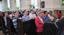 Spotkanie Rad Parafialnych w Warszawie