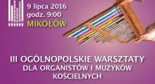 Warsztaty Organowe w Mikołowie