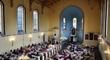 150 lat kościoła w Lasowicach Wielkich