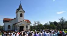 Urokliwy kościół w Ogrodzonej ma 10 lat