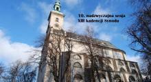 10. nadzwyczajna sesja XIII kadencji Synodu