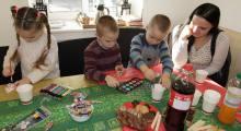 Spotkanie świąteczne dla dzieci