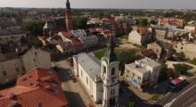 Plac Reformacji w Radomiu