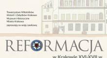 Reformacja w Krakowie