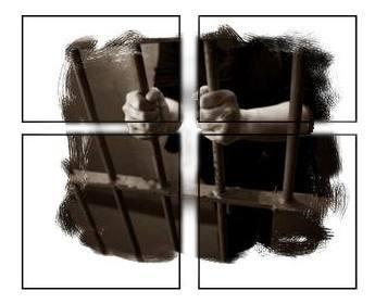 Modlitwa w zakładzie karnym - EDK