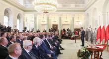 Bp Samiec w komitecie obchodów niepodległości