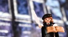 Pamiątka Reformacji w mediach
