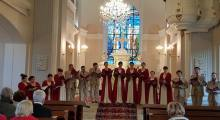 Koncert muzyki chóralnej