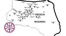 Duchowni na Mazurach uhonorowani