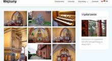 Nowa strona www.wejsuny.eu