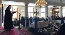 Pogrzeb śp. ks. Franciszka Czudka
