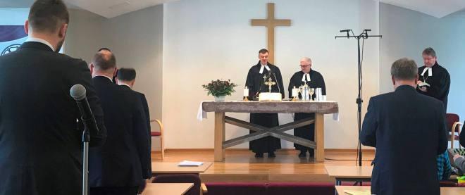 Dalsze obrady Synodu Kościoła