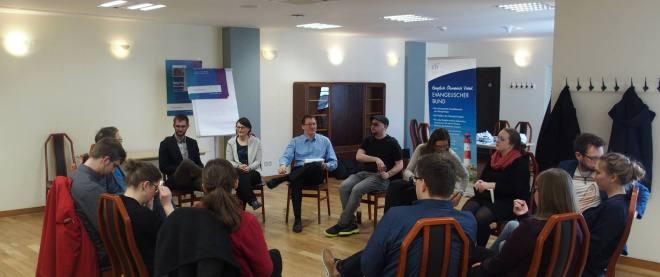 Konferencja młodych teologów