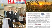 Majowe tematy Zwiastuna Ewangelickiego