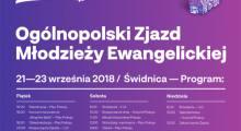Ogólnopolski Zjazd Młodzieży Ewangelickiej 2018