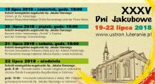 XXXV Dni Jakubowe i 180 lat kościoła w Ustroniu