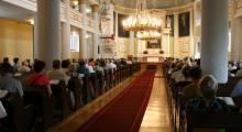 Pamiątka poświęcenia kościoła w Ustroniu