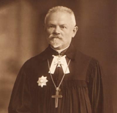 Order Orła Białego dla bpa Juliusza Burschego