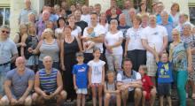 Rodzinnie w Sorkwitach