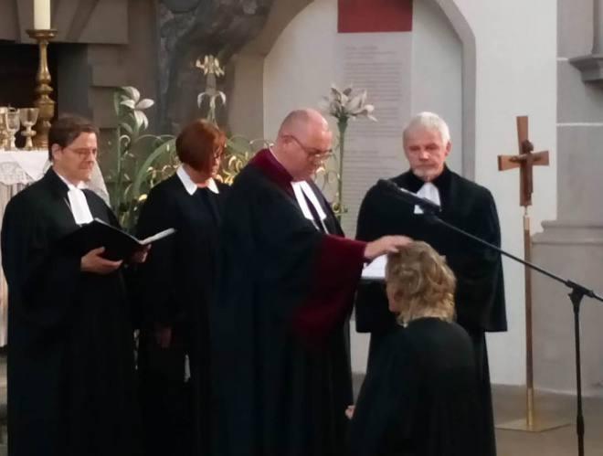 Zmiana w Kościele w Görlitz