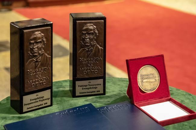 Wręczenie Nagród im. ks. Leopolda Otto