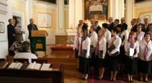 120 lat Ustrońskiego Chóru Ewangelickiego